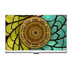 Kaleidoscope Dream Illusion Business Card Holders