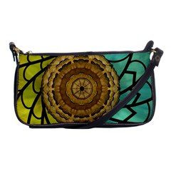 Kaleidoscope Dream Illusion Shoulder Clutch Bags