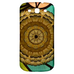 Kaleidoscope Dream Illusion Samsung Galaxy S3 S Iii Classic Hardshell Back Case