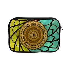 Kaleidoscope Dream Illusion Apple Ipad Mini Zipper Cases