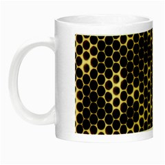 Honeycomb Beehive Nature Night Luminous Mugs