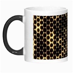 Honeycomb Beehive Nature Morph Mugs
