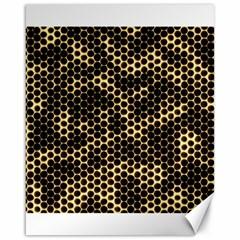 Honeycomb Beehive Nature Canvas 16  X 20