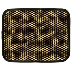 Honeycomb Beehive Nature Netbook Case (xxl)