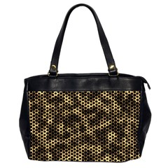 Honeycomb Beehive Nature Office Handbags (2 Sides)