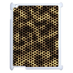 Honeycomb Beehive Nature Apple Ipad 2 Case (white)