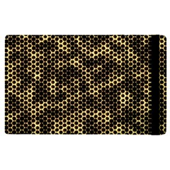 Honeycomb Beehive Nature Apple Ipad 2 Flip Case