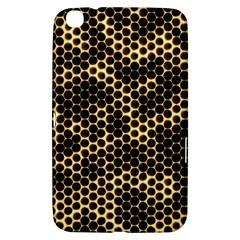 Honeycomb Beehive Nature Samsung Galaxy Tab 3 (8 ) T3100 Hardshell Case