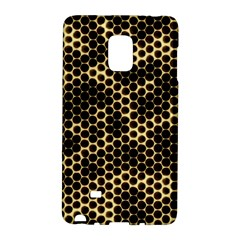 Honeycomb Beehive Nature Galaxy Note Edge