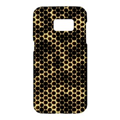 Honeycomb Beehive Nature Samsung Galaxy S7 Hardshell Case
