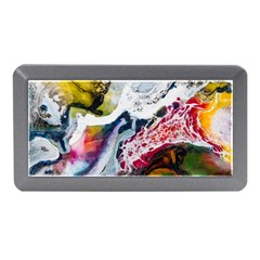 Abstract Art Detail Painting Memory Card Reader (mini)