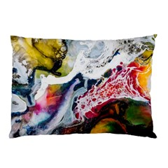 Abstract Art Detail Painting Pillow Case (two Sides)