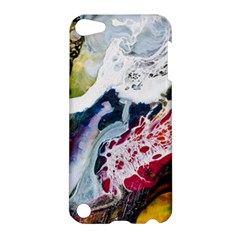 Abstract Art Detail Painting Apple Ipod Touch 5 Hardshell Case