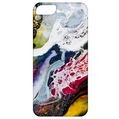 Abstract Art Detail Painting Apple Iphone 5 Classic Hardshell Case