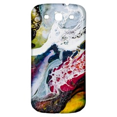 Abstract Art Detail Painting Samsung Galaxy S3 S Iii Classic Hardshell Back Case