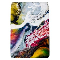 Abstract Art Detail Painting Flap Covers (l)