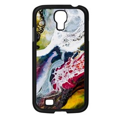Abstract Art Detail Painting Samsung Galaxy S4 I9500/ I9505 Case (black)