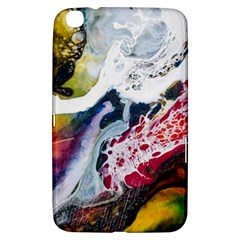 Abstract Art Detail Painting Samsung Galaxy Tab 3 (8 ) T3100 Hardshell Case