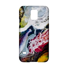 Abstract Art Detail Painting Samsung Galaxy S5 Hardshell Case