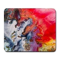 Art Abstract Macro Large Mousepads