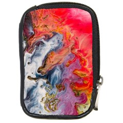 Art Abstract Macro Compact Camera Cases
