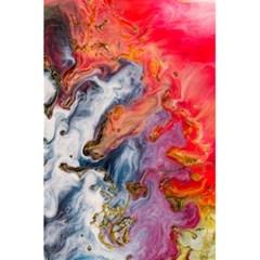 Art Abstract Macro 5 5  X 8 5  Notebooks by Nexatart