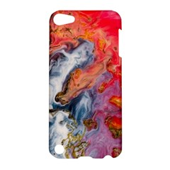 Art Abstract Macro Apple Ipod Touch 5 Hardshell Case