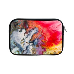 Art Abstract Macro Apple Ipad Mini Zipper Cases