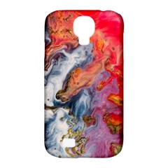 Art Abstract Macro Samsung Galaxy S4 Classic Hardshell Case (pc+silicone)
