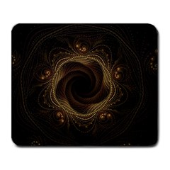 Beads Fractal Abstract Pattern Large Mousepads