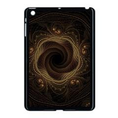 Beads Fractal Abstract Pattern Apple Ipad Mini Case (black)