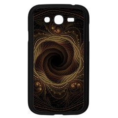 Beads Fractal Abstract Pattern Samsung Galaxy Grand Duos I9082 Case (black)