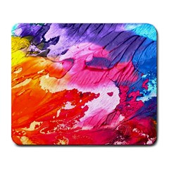 Abstract Art Background Paint Large Mousepads