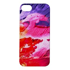 Abstract Art Background Paint Apple Iphone 5s/ Se Hardshell Case
