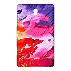 Abstract Art Background Paint Samsung Galaxy Tab S (8 4 ) Hardshell Case