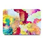 Art Detail Abstract Painting Wax Plate Mats 18 x12 Plate Mat - 1
