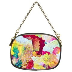 Art Detail Abstract Painting Wax Chain Purses (two Sides)