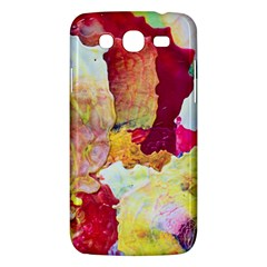 Art Detail Abstract Painting Wax Samsung Galaxy Mega 5 8 I9152 Hardshell Case