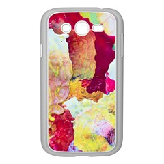 Art Detail Abstract Painting Wax Samsung Galaxy Grand Duos I9082 Case (white)