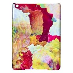 Art Detail Abstract Painting Wax Ipad Air Hardshell Cases