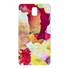 Art Detail Abstract Painting Wax Samsung Galaxy Note 3 N9005 Hardshell Back Case