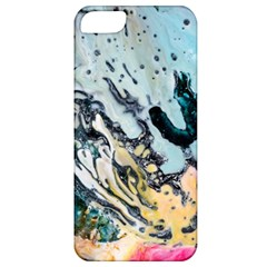 Abstract Structure Background Wax Apple Iphone 5 Classic Hardshell Case