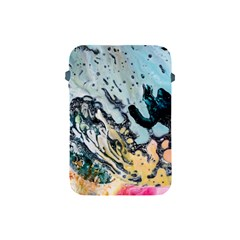 Abstract Structure Background Wax Apple Ipad Mini Protective Soft Cases