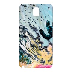 Abstract Structure Background Wax Samsung Galaxy Note 3 N9005 Hardshell Back Case