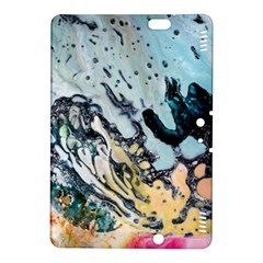 Abstract Structure Background Wax Kindle Fire Hdx 8 9  Hardshell Case