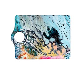 Abstract Structure Background Wax Kindle Fire Hd (2013) Flip 360 Case