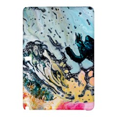 Abstract Structure Background Wax Samsung Galaxy Tab Pro 10 1 Hardshell Case