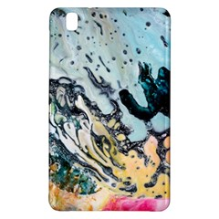 Abstract Structure Background Wax Samsung Galaxy Tab Pro 8 4 Hardshell Case