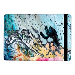Abstract Structure Background Wax Samsung Galaxy Tab Pro 10 1  Flip Case