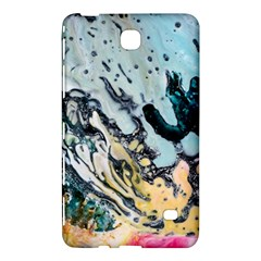 Abstract Structure Background Wax Samsung Galaxy Tab 4 (7 ) Hardshell Case
